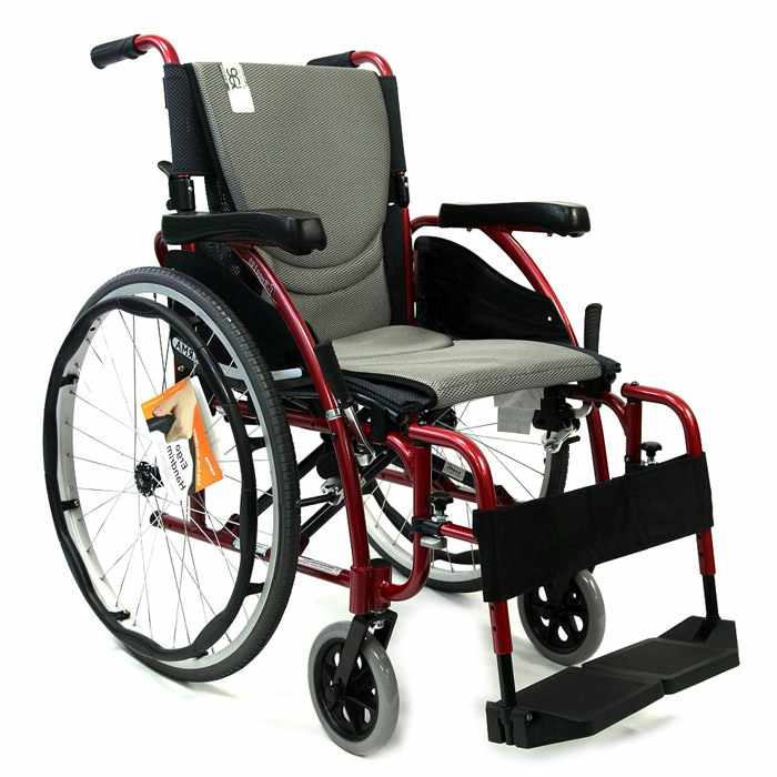 Karman healthcare S-ERGO 125 lightweight wheelchair