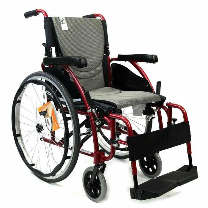 Karman healthcare S-ERGO 125 lightweight wheelchair