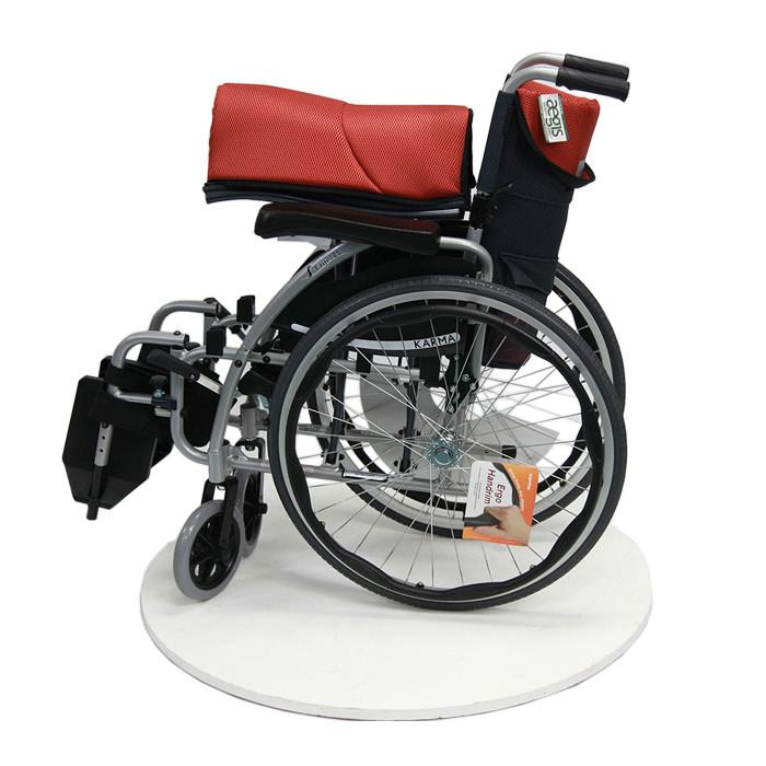 Karman healthcare S-125 series folding ergonomic wheelchair