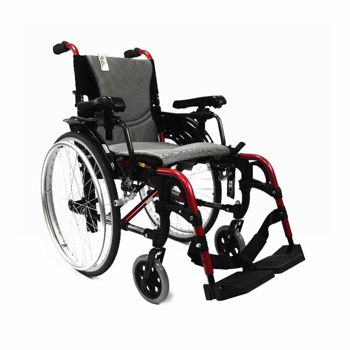 Karman healthcare S-ERGO 305 adjustable ergonomic wheelchair