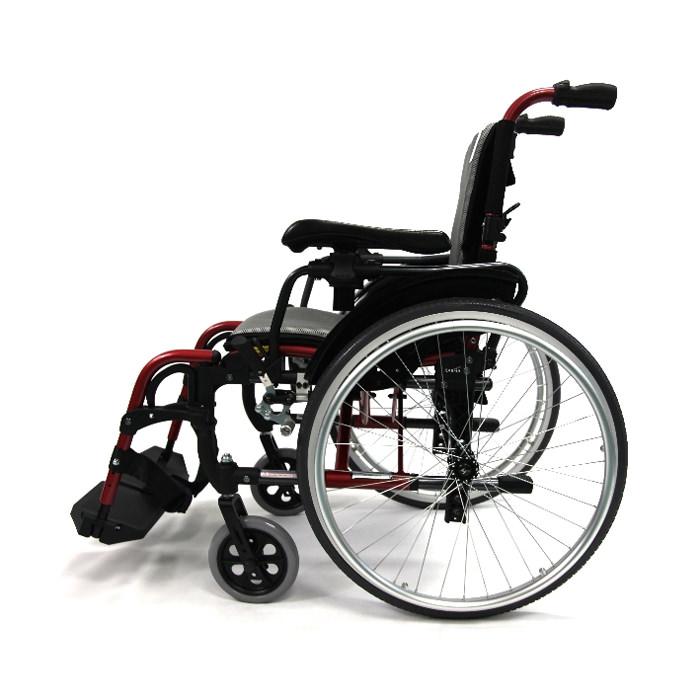 S-ERGO 305 adjustable ergonomic wheelchair