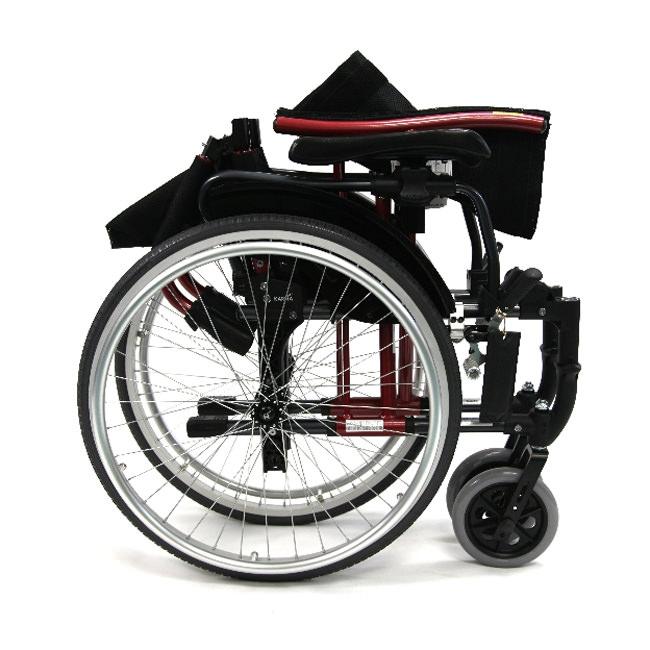 Karman healthcare S-ERGO 305 folding wheelchair