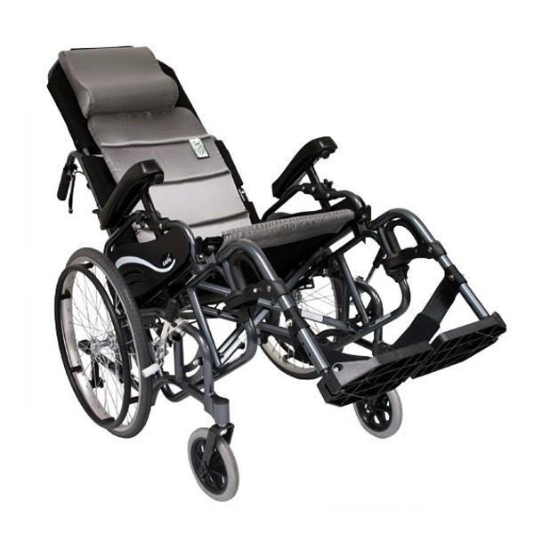 Karman healthcare VIP515 tilt-in-space wheelchair