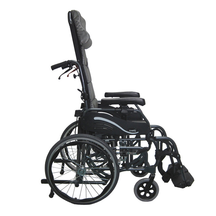 Karman healthcare VIP515 lightweight wheelchair