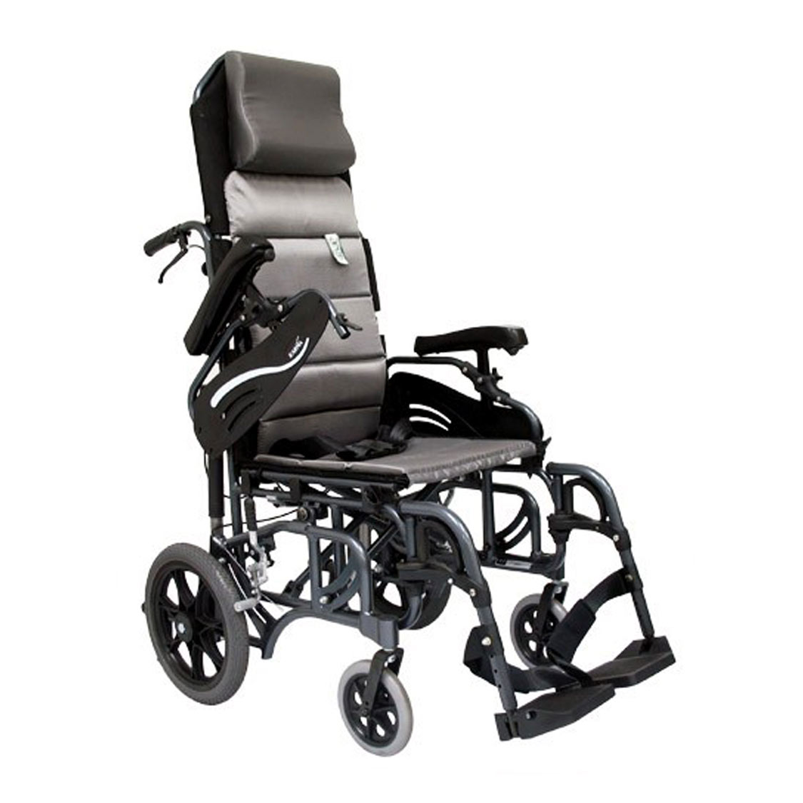Karman healthcare tilt-in-space transport wheelchair