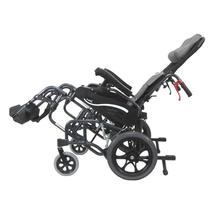 Karman healthcare VIP-515 lightweight tilt-in-space wheelchair