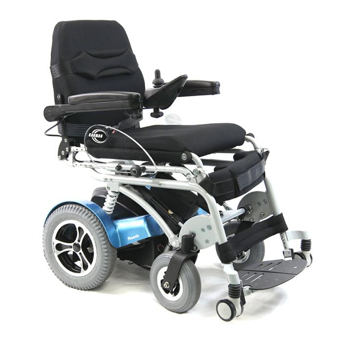 Karman healthcare XO-202 power drive standing wheelchair