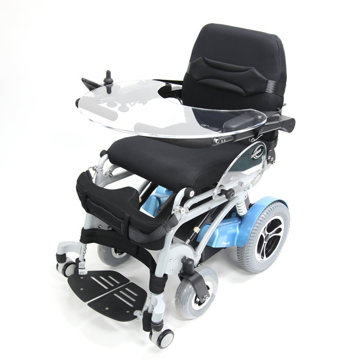 XO-202 power drive standing wheelchair