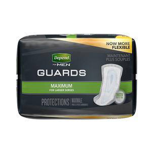 Depend Incontinence Guard for Men