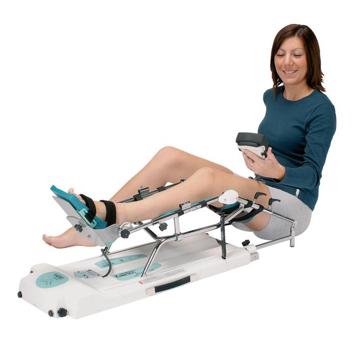 Kinetec performa knee CPM machine