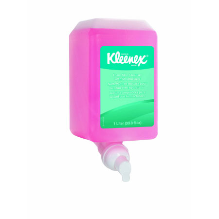 Kimberly Scent / Unscented Foaming Dispenser Refill Soap