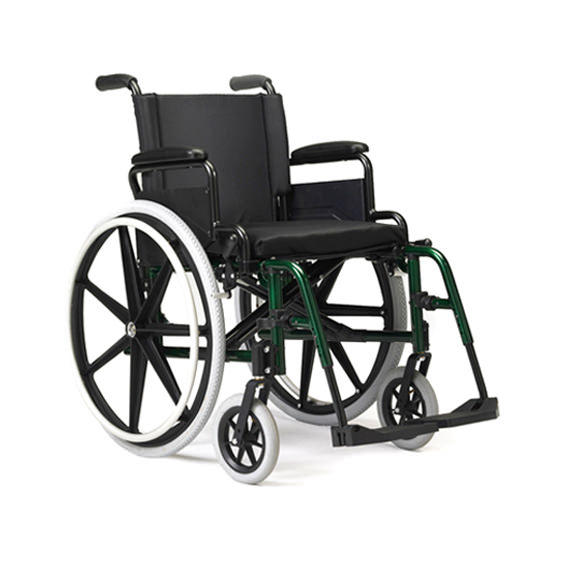 Ki Mobility Catalyst 4C lightweight folding manual wheelchair
