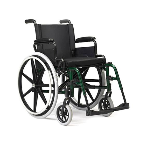 Ki Mobility Catalyst 4C lightweight folding manual wheelchair