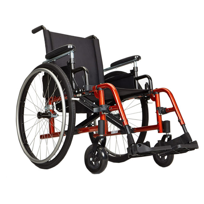 Ki Mobility Catalyst 4C lightweight wheelchair
