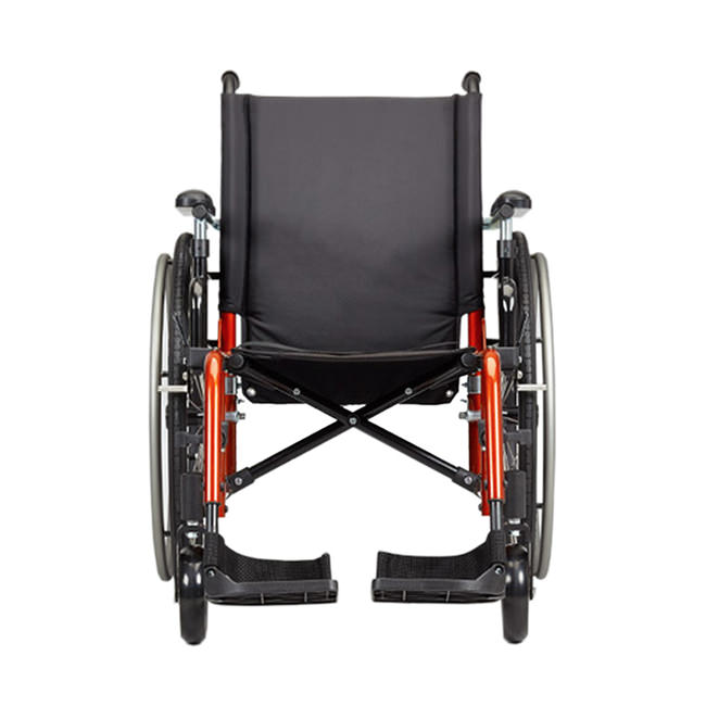 Ki Mobility Catalyst 4C folding front view