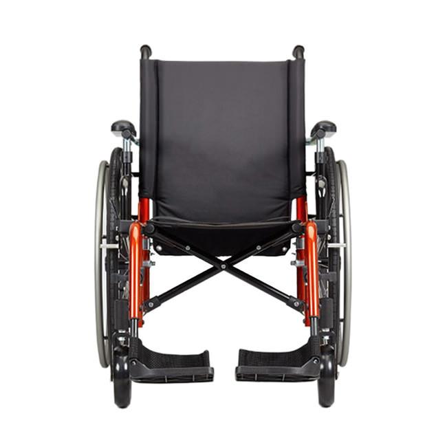 Ki Mobility Catalyst 4C folding front view