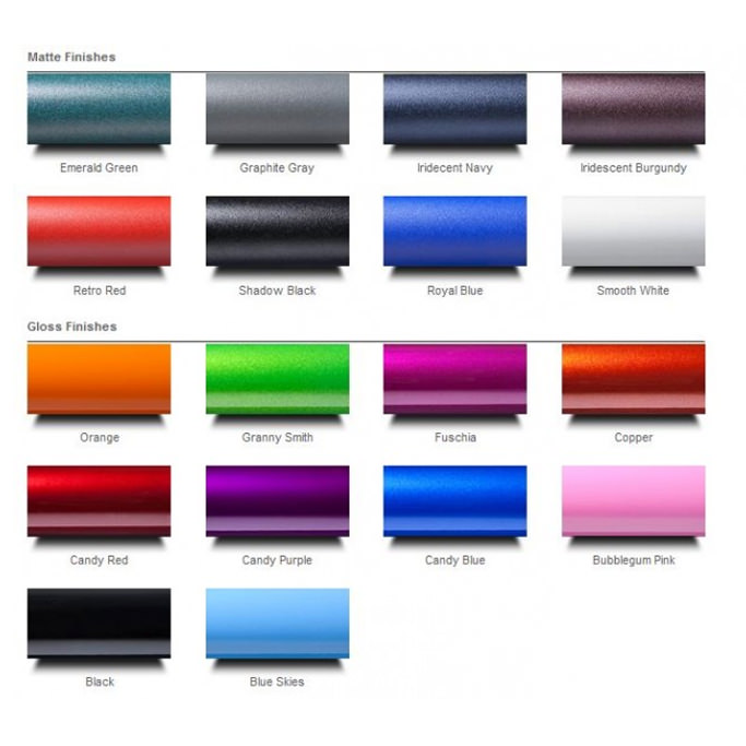 Ki Mobility Catalyst 4 color options