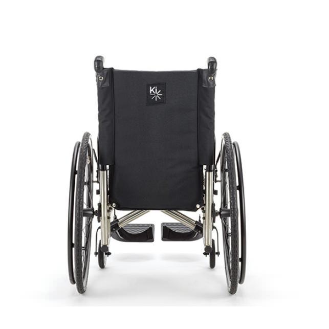 Ki Mobility Catalyst 5Ti folding wheelchair