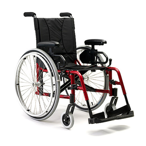 Ki Mobility Catalyst 5Vx ultralight folding manual wheelchair