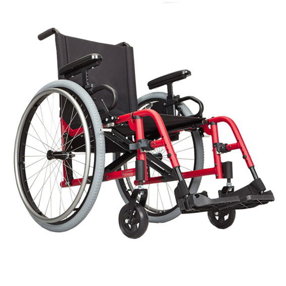 Ki Mobility Catalyst 5Vx wheelchair