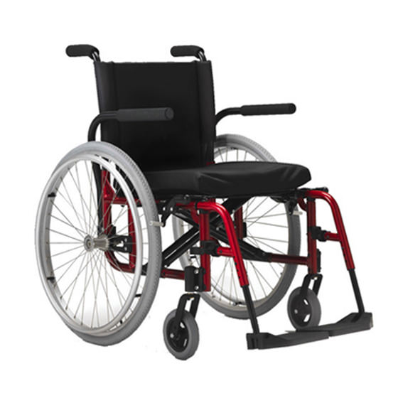Ki Mobility Catalyst 5 ultralight folding manual wheelchair