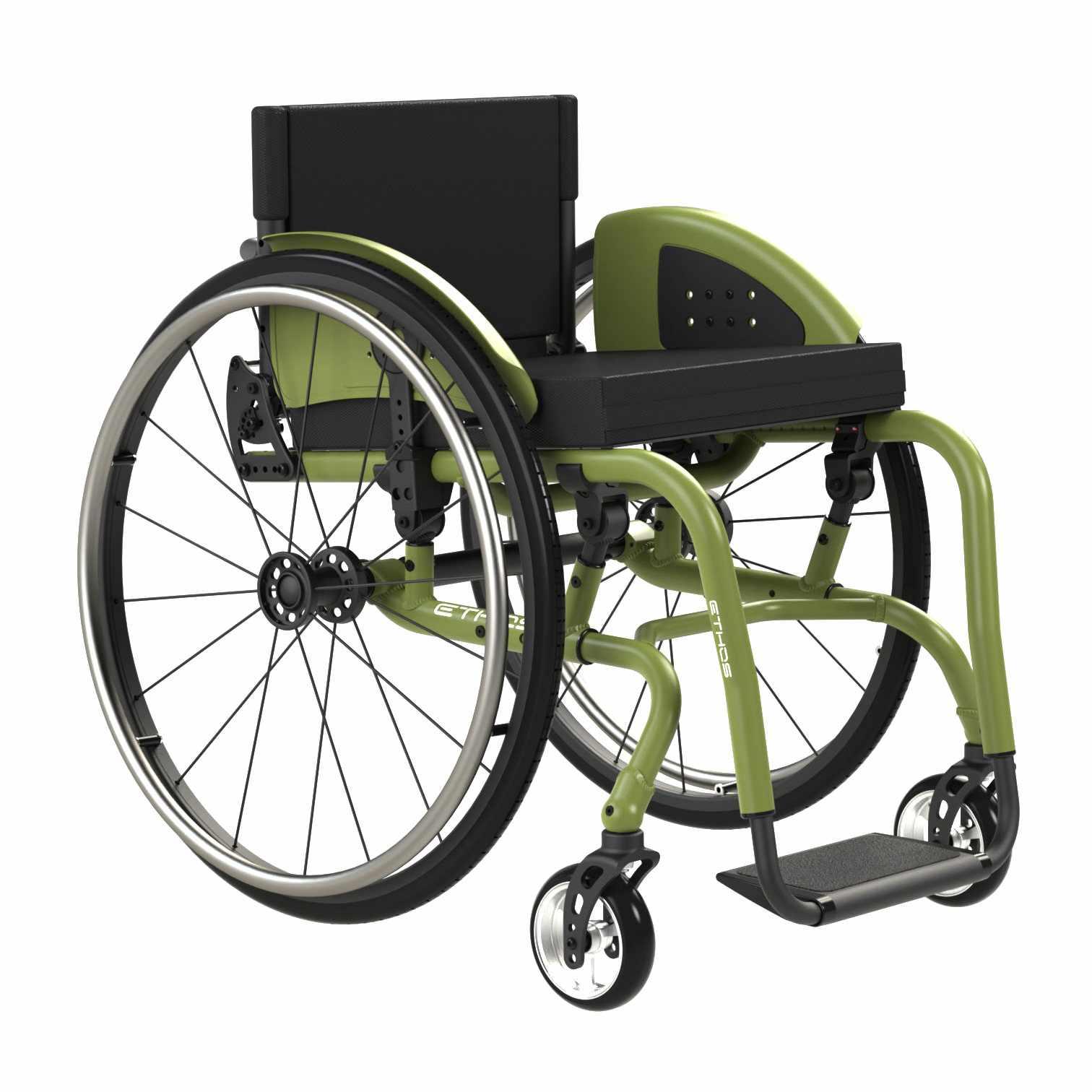 Ki Mobility Ethos Ultralightweight Wheelchair