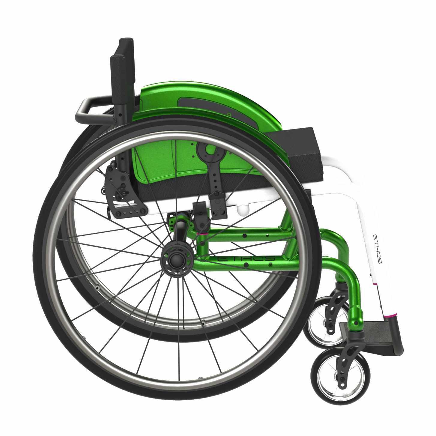 Ki Mobility Ethos Back View