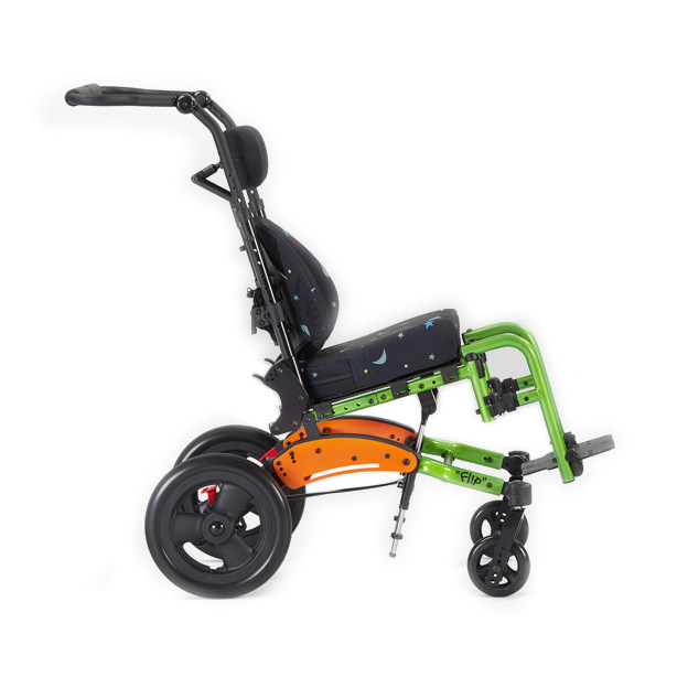 Ki Mobility Little wave Flip XP wheelchair