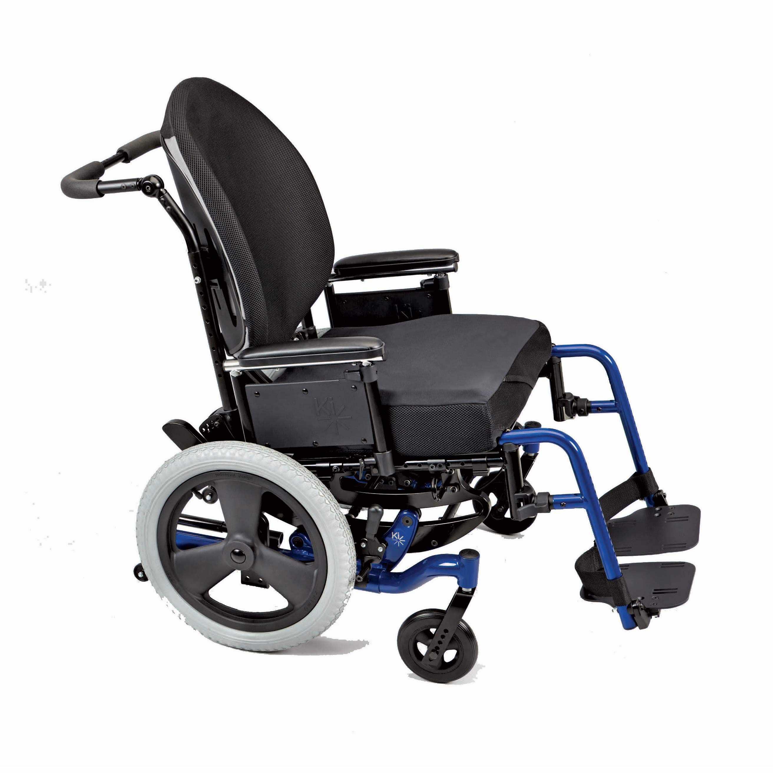 Ki Mobility Focus CR tilt manual wheelchair