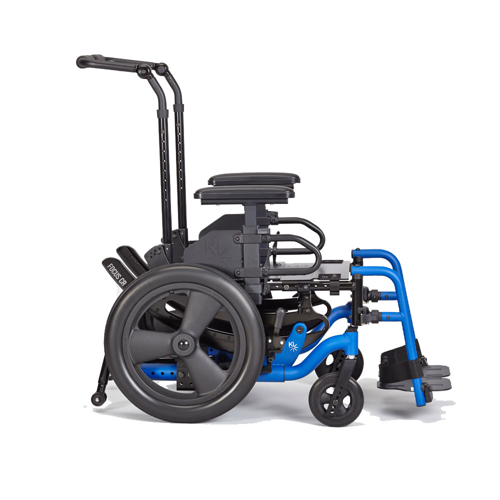 Ki Mobility Focus CR wheelchair