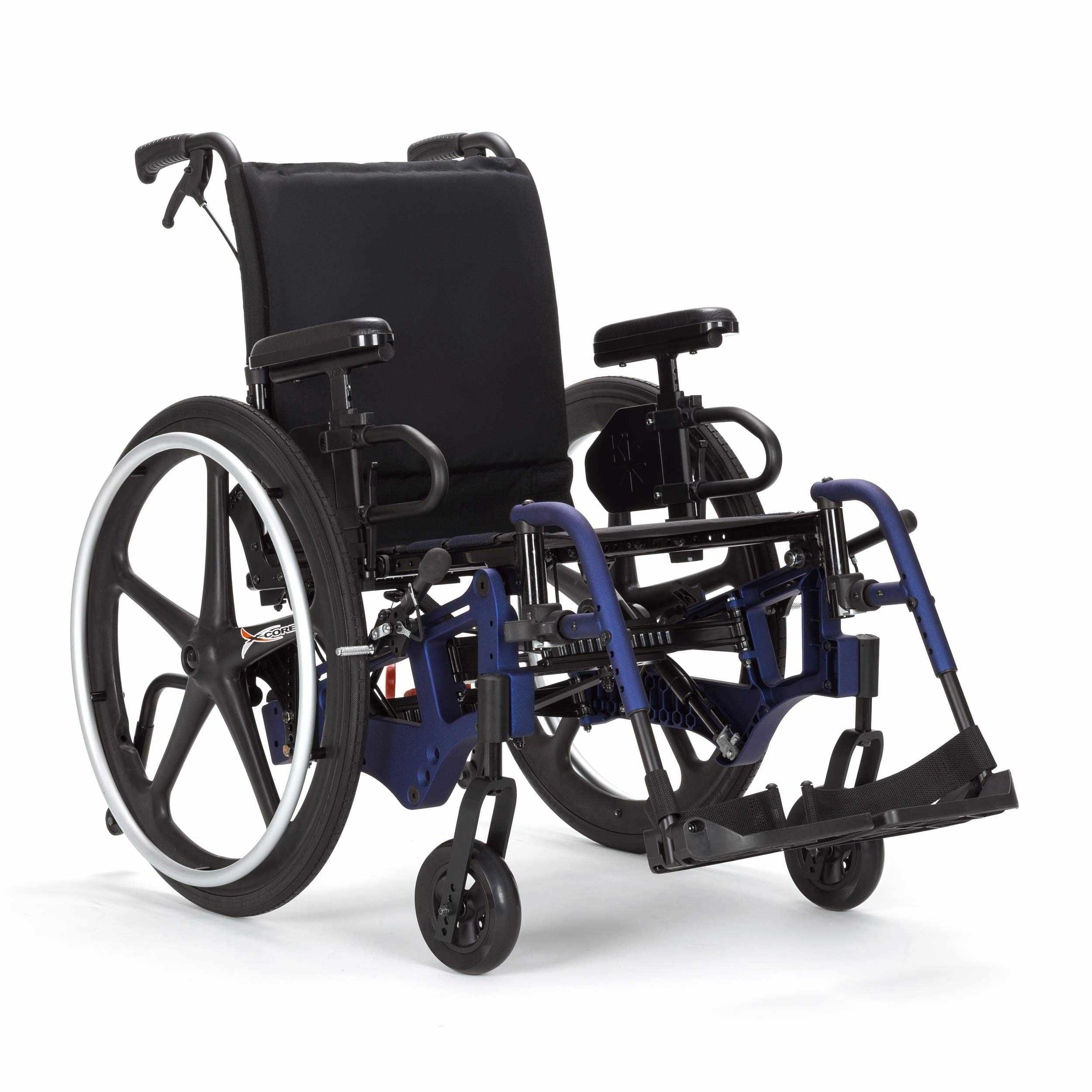 Ki Mobility Liberty FT Basic Tilt Wheelchair