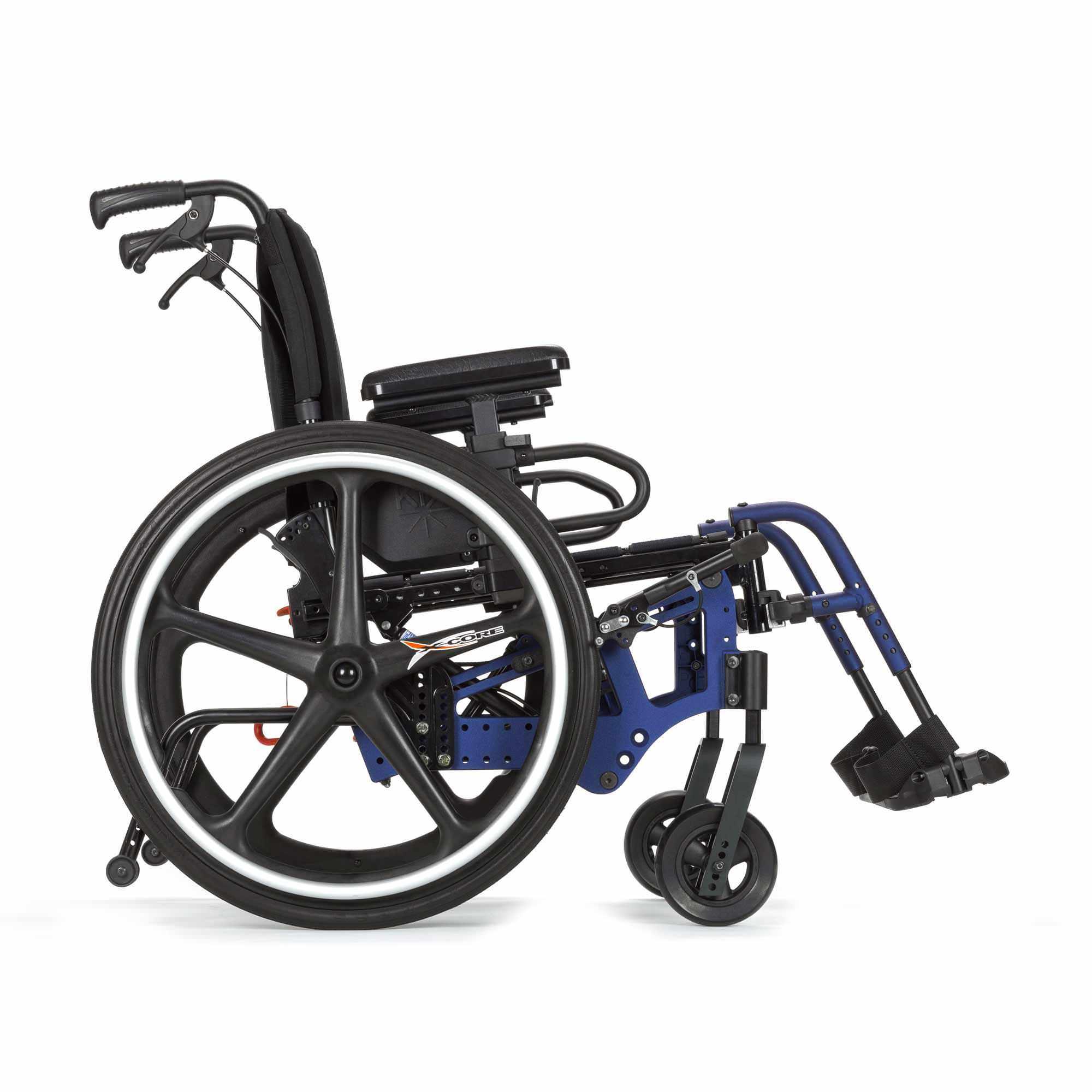 Ki mobility Liberty FT side view