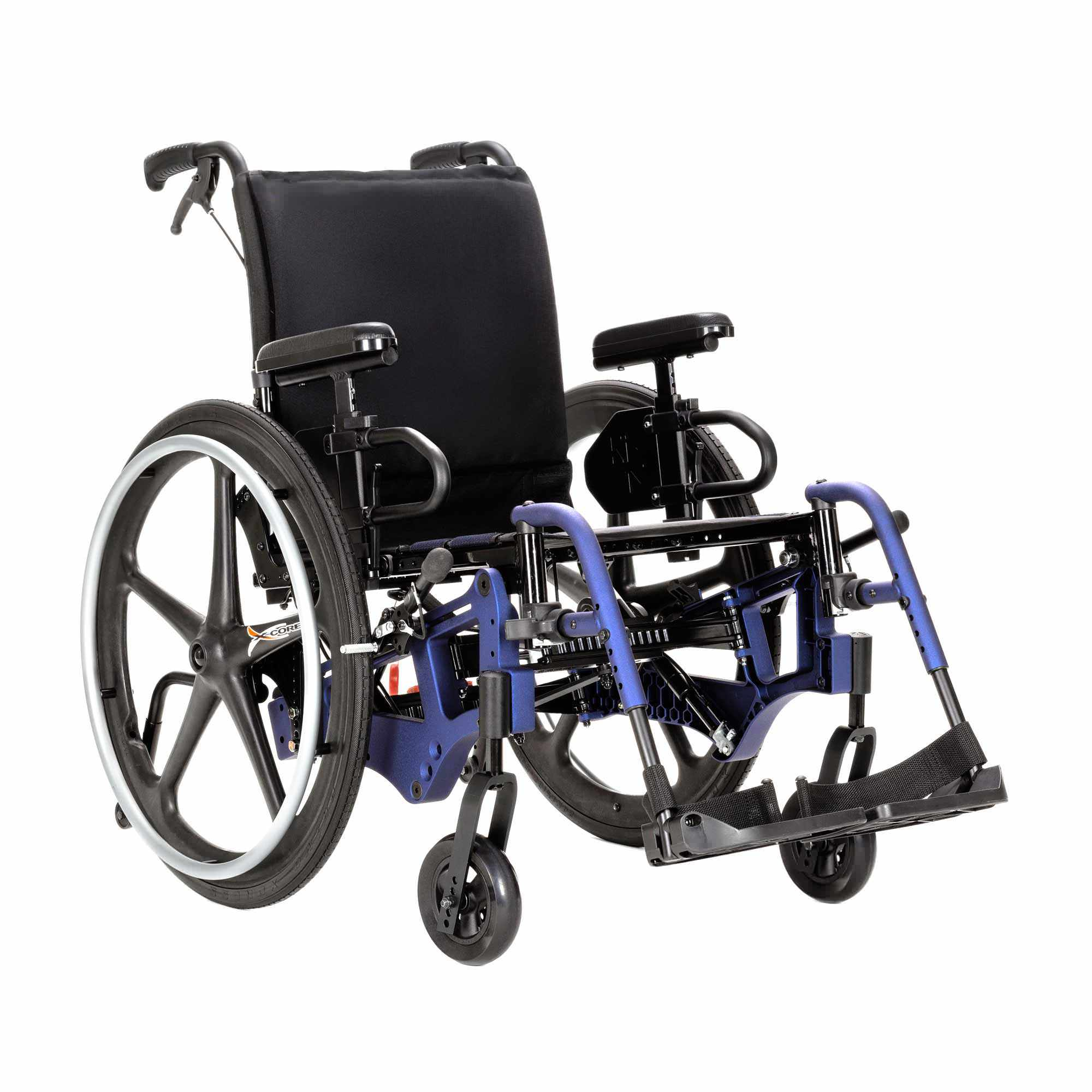 Ki mobility Liberty FT tilt wheelchair