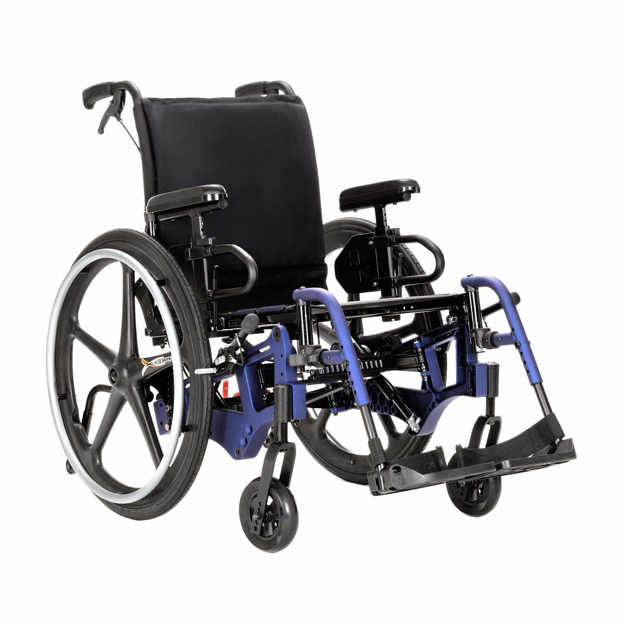 Ki mobility Liberty FT tilt wheelchair