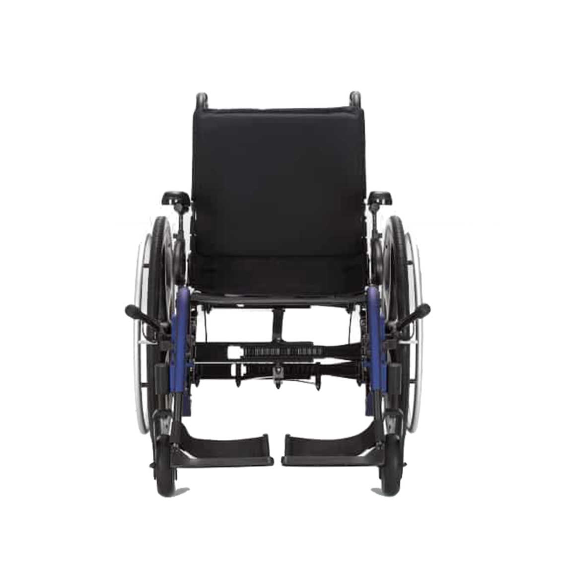 Ki mobility Liberty FT wheelchair front view