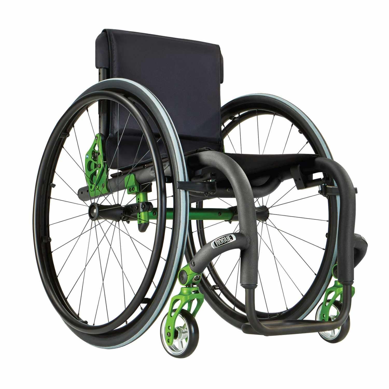 Ki mobility Rogue XP youth ultralight wheelchair