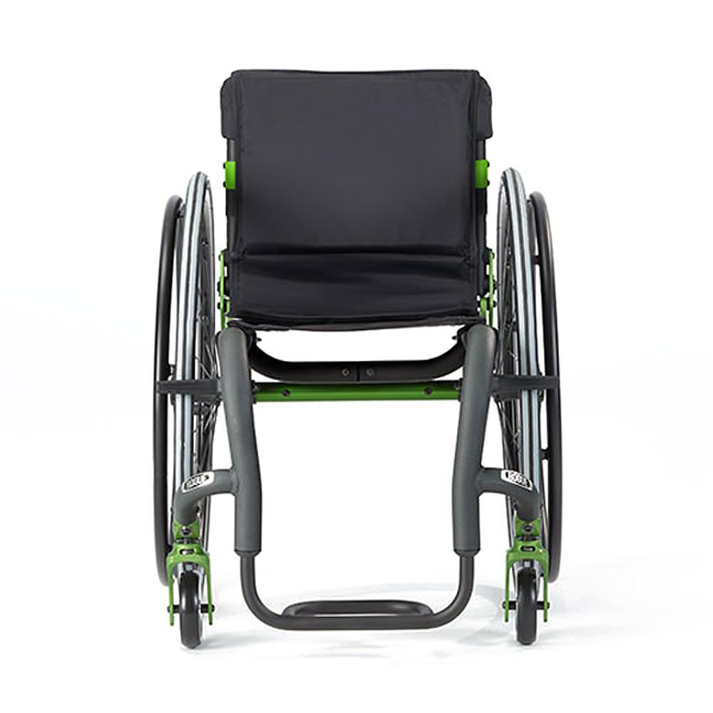 Ki mobility Rogue XP youth wheelchair front view