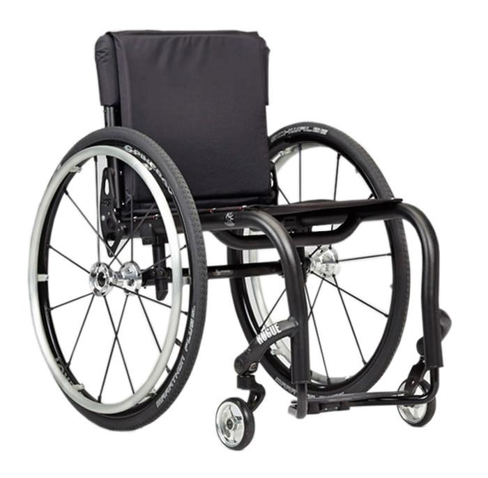 Ki Mobility Rogue ultralight rigid manual wheelchair