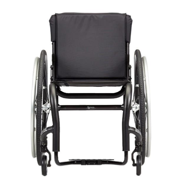 Ki Mobility Rogue manual wheelchair side view