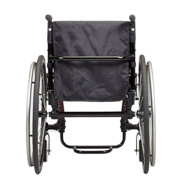 Ki Mobility Tsunami ALX wheelchair back view
