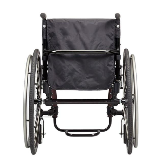Ki Mobility Tsunami ALX wheelchair back view