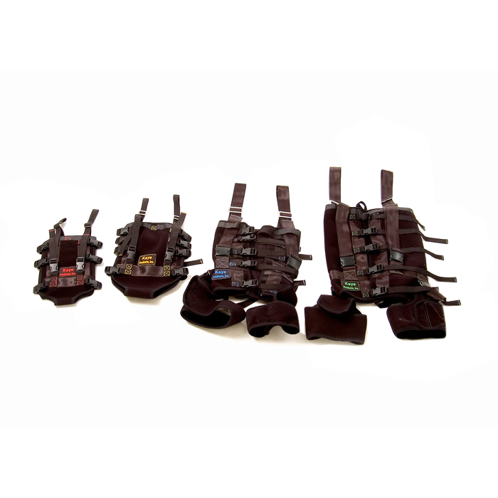 Kaye suspension harness for suspension walkers