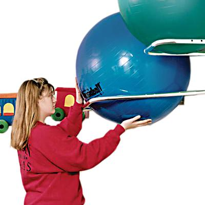 Kaye ball and roll holder
