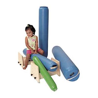 Kaye therapy bolster stands (pair)