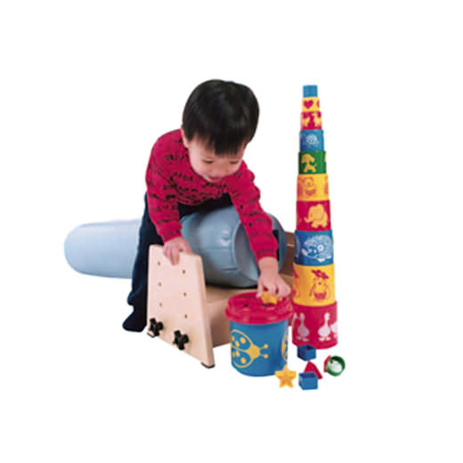Kaye therapy bolster stands - Height adjustable