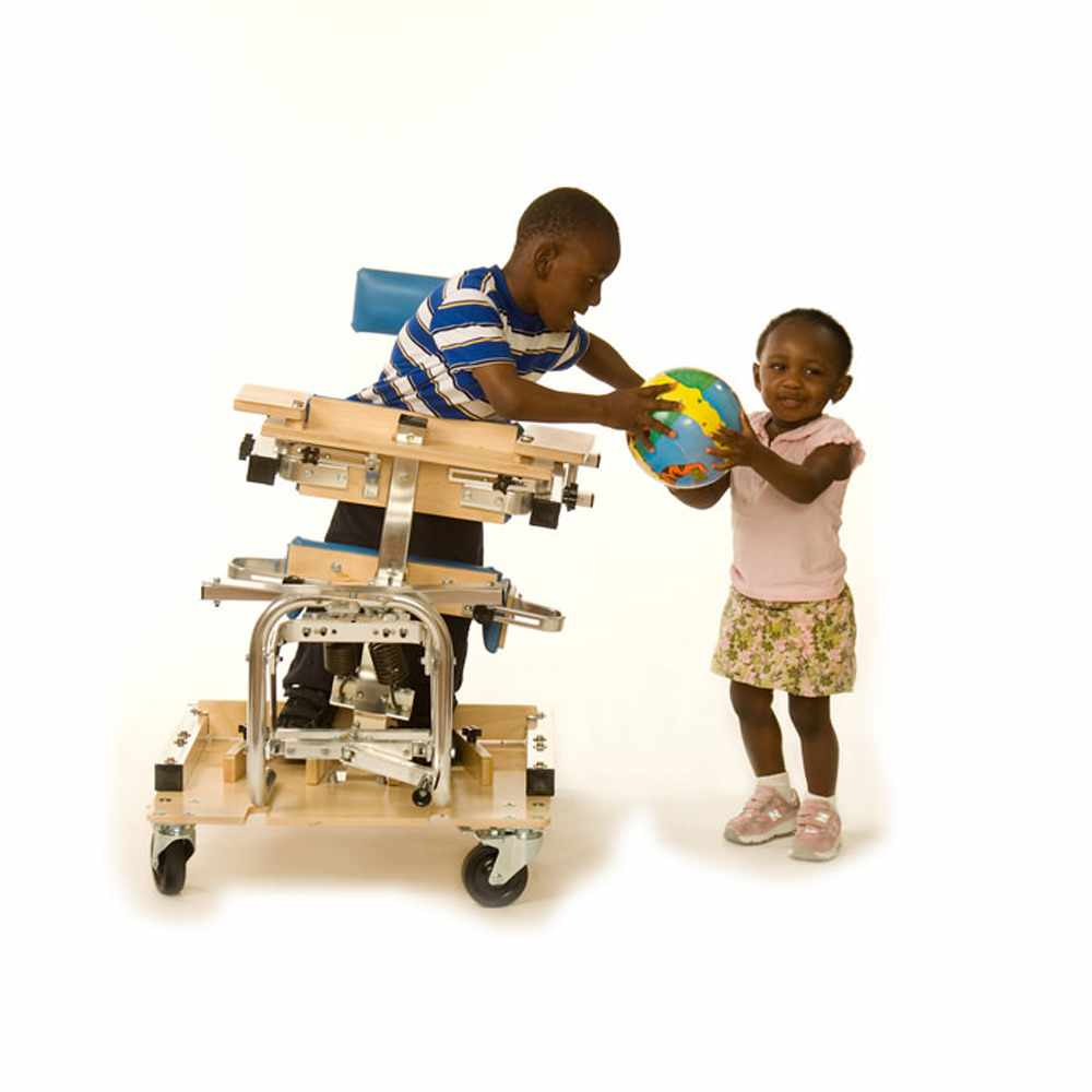 Kaye Dynamic stander for special needs