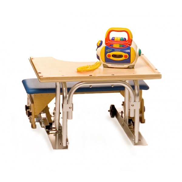 Kaye lock-in place frazier table for therapy bench