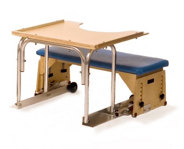 Kaye lock-in place frazier table