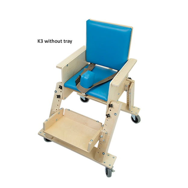 Kaye large kinder chair without tray