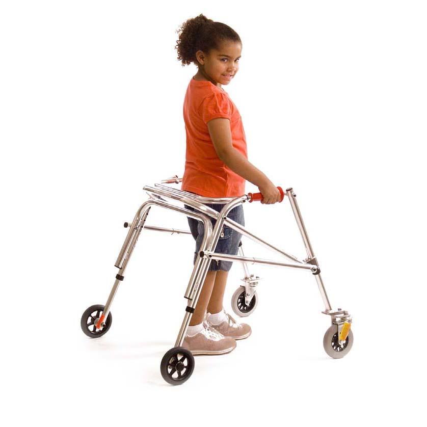 Kaye pre-adolescent wide posture control walker